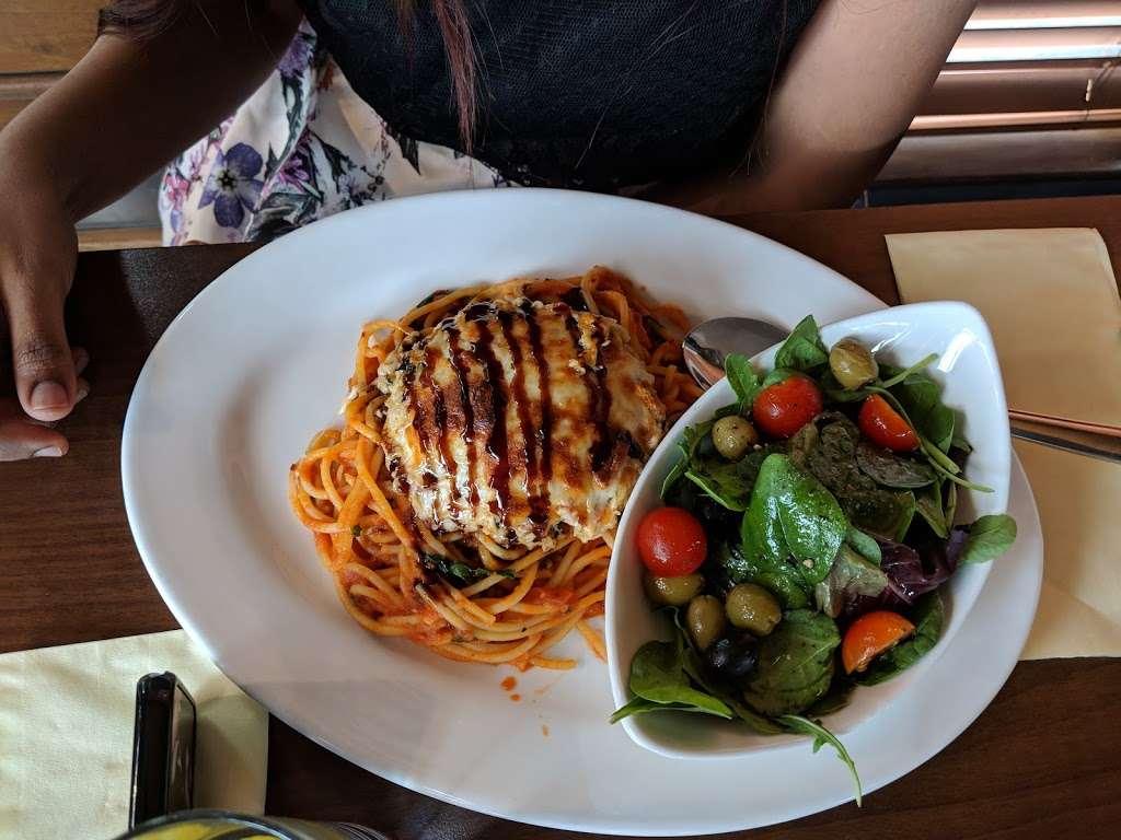 Blue Zenzer Cafe Bar Restaurant - cafe    Photo 2 of 10   Address: Playgolf London, 280 Watford Rd, Harrow HA1 3TZ, UK   Phone: 020 3226 1195
