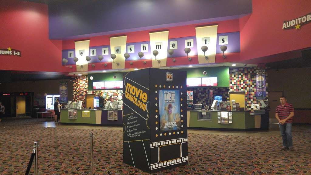 AMC CLASSIC Warrensburg 10 - movie theater  | Photo 2 of 10 | Address: 386 Hawthorne Blvd, Warrensburg, MO 64093, USA | Phone: (660) 422-6857