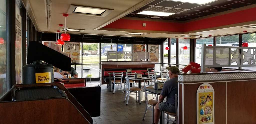 Hardees - restaurant    Photo 4 of 10   Address: 8440 NC-49, Mt Pleasant, NC 28124, USA   Phone: (704) 436-2622