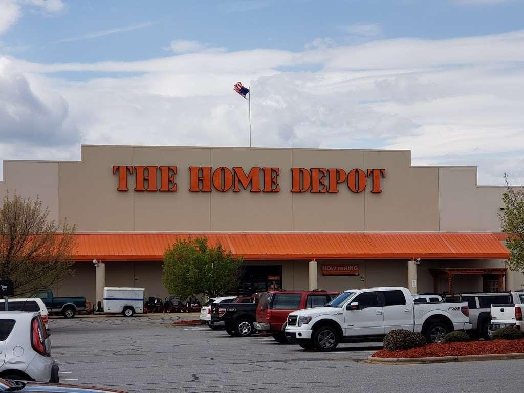 The Home Depot 1530 8th St Dr Se Hickory Nc 28602 Usa