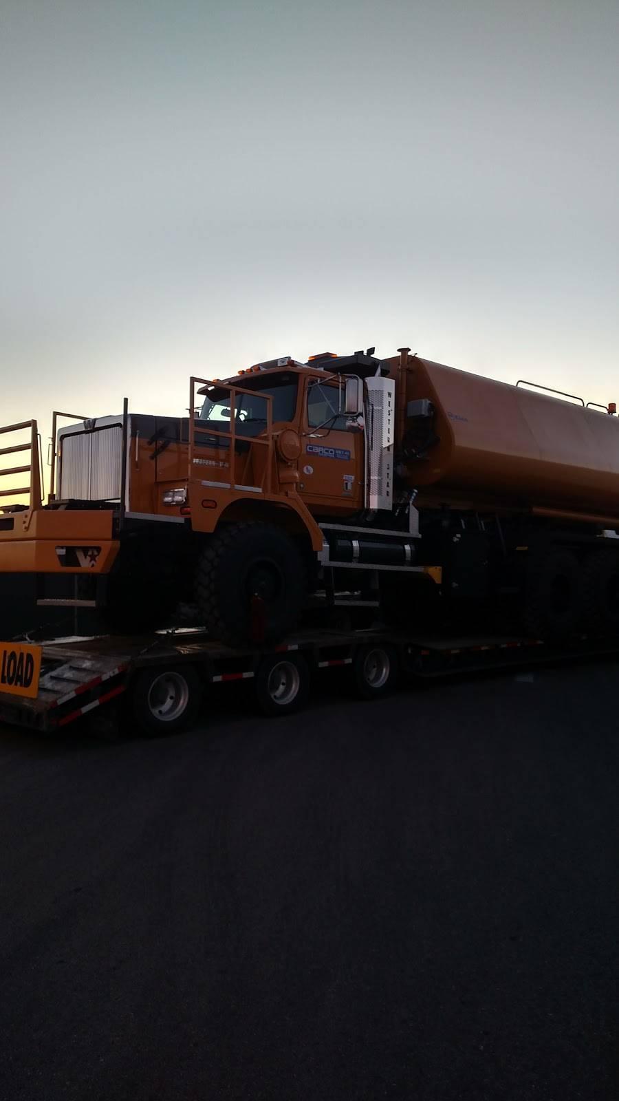 GES Marshaling Yard - moving company  | Photo 7 of 8 | Address: 2982 W Post Rd, Las Vegas, NV 89119, USA | Phone: (702) 263-0234