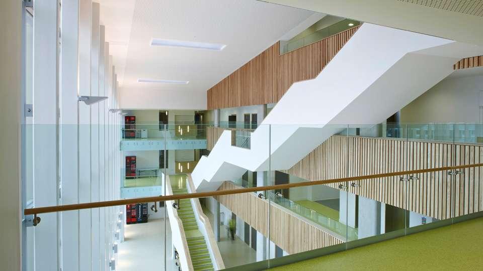 Sir Ludwig Guttmann Health And Wellbeing Centre - hospital  | Photo 6 of 10 | Address: Olympic Park, 40 Liberty Bridge Rd, East Village, London E20 1AS, UK | Phone: 020 8496 7000