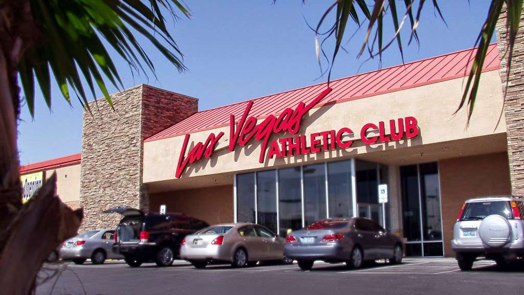 Las Vegas Athletic Club W Sahara 5200 W Sahara Ave Las Vegas Nv 89146 Usa