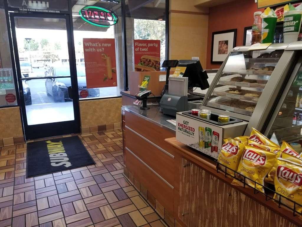 Subway Restaurants - restaurant  | Photo 1 of 9 | Address: 12865 Mountain Ave A, Chino, CA 91710, USA | Phone: (909) 628-3815