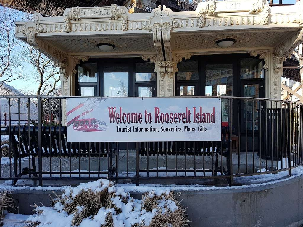 Roosevelt Island Ferry Terminal - transit station  | Photo 1 of 10 | Address: New York, NY 10044, USA