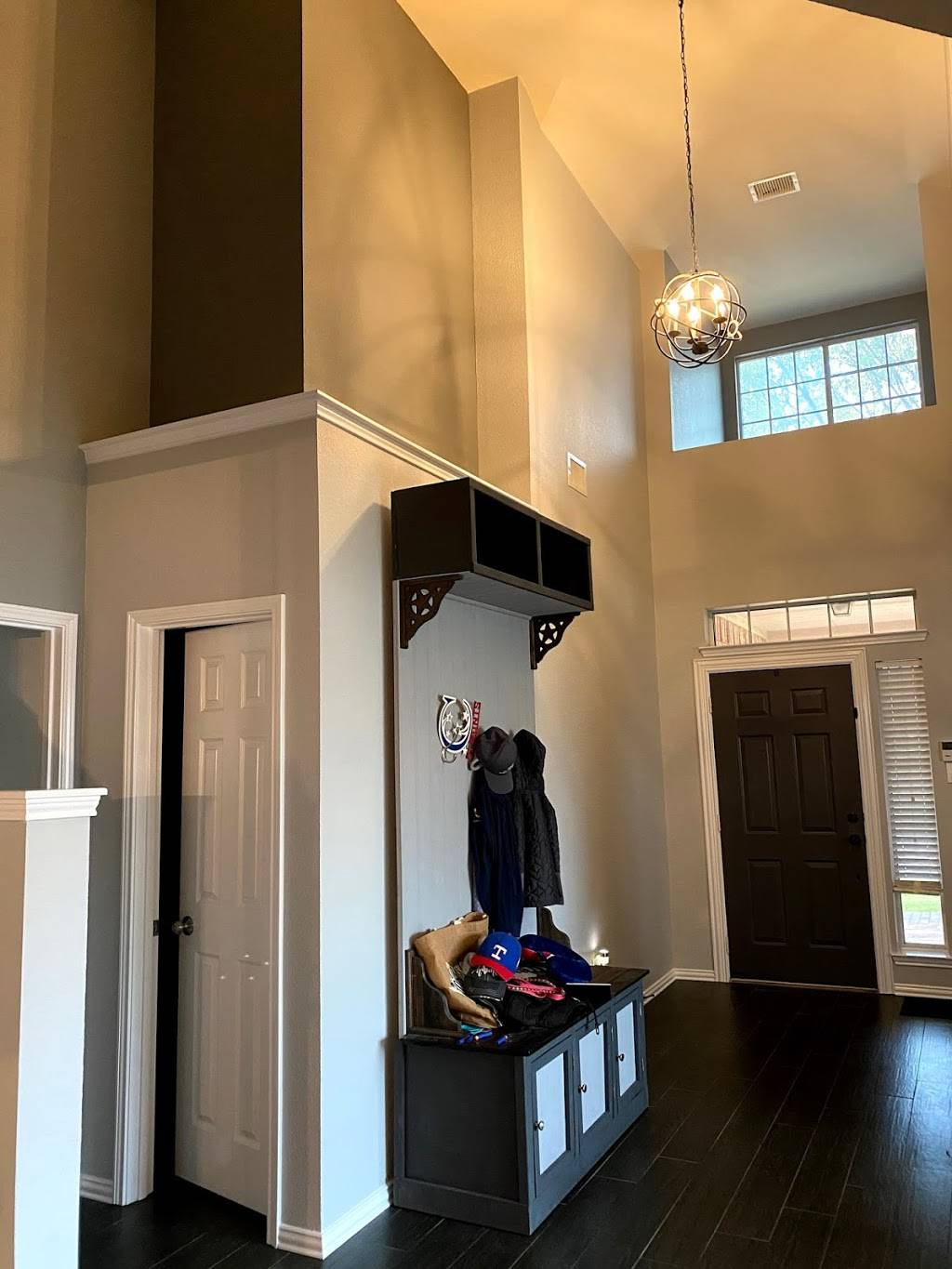 Carroll Custom Painting - painter    Photo 2 of 4   Address: 222 Lakeview Dr, Rockwall, TX 75087, USA   Phone: (469) 964-9573