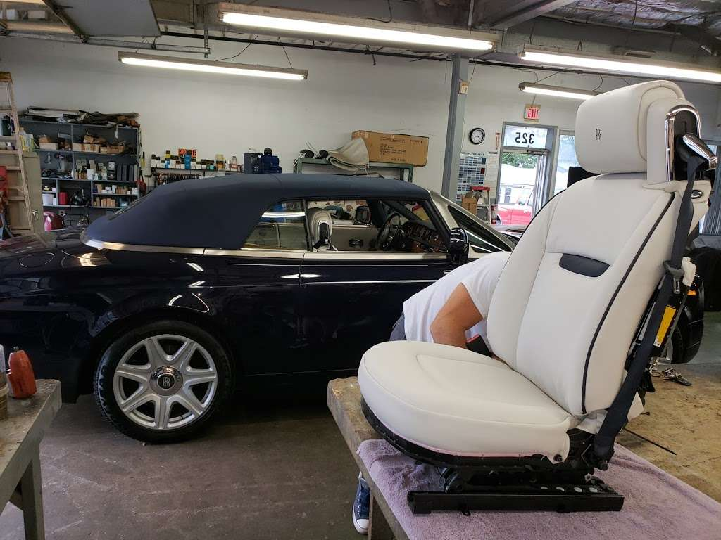AM Auto Trimmers - car repair    Photo 10 of 10   Address: 325 US-46, Dover, NJ 07801, USA   Phone: (973) 366-3867