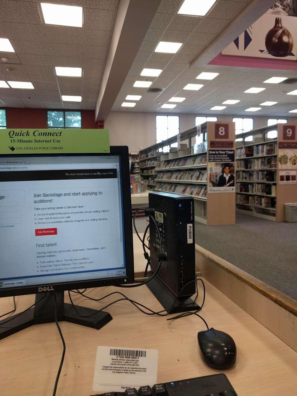 Junipero Serra Branch Library - library  | Photo 7 of 8 | Address: 4607 S Main St, Los Angeles, CA 90037, USA | Phone: (323) 234-1685