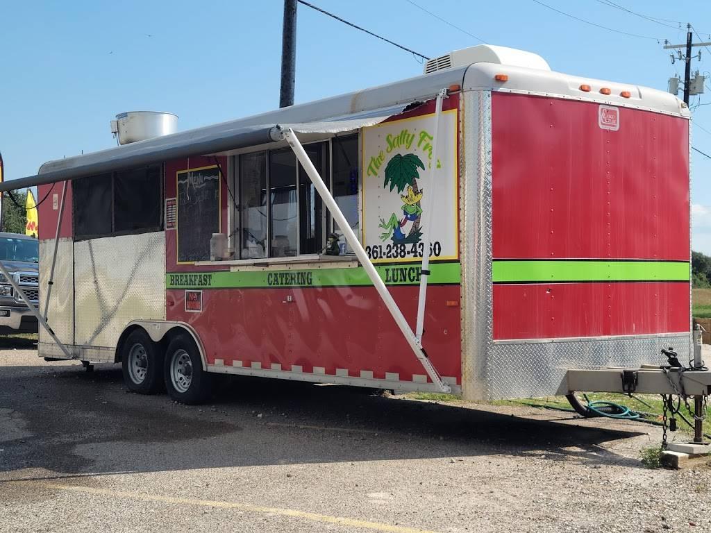 The Salty Frog - restaurant  | Photo 3 of 3 | Address: 1297 S Main St, Ingleside, TX 78362, USA | Phone: (361) 238-4360