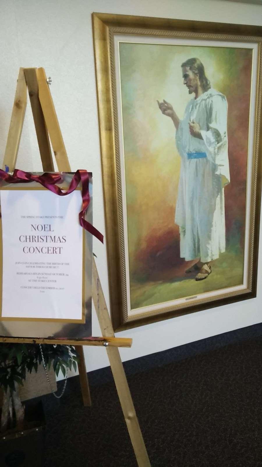 The Church of Jesus Christ of Latter-Day Saints - church  | Photo 4 of 6 | Address: 25623 Richards Rd, Spring, TX 77386, USA | Phone: (281) 376-6804