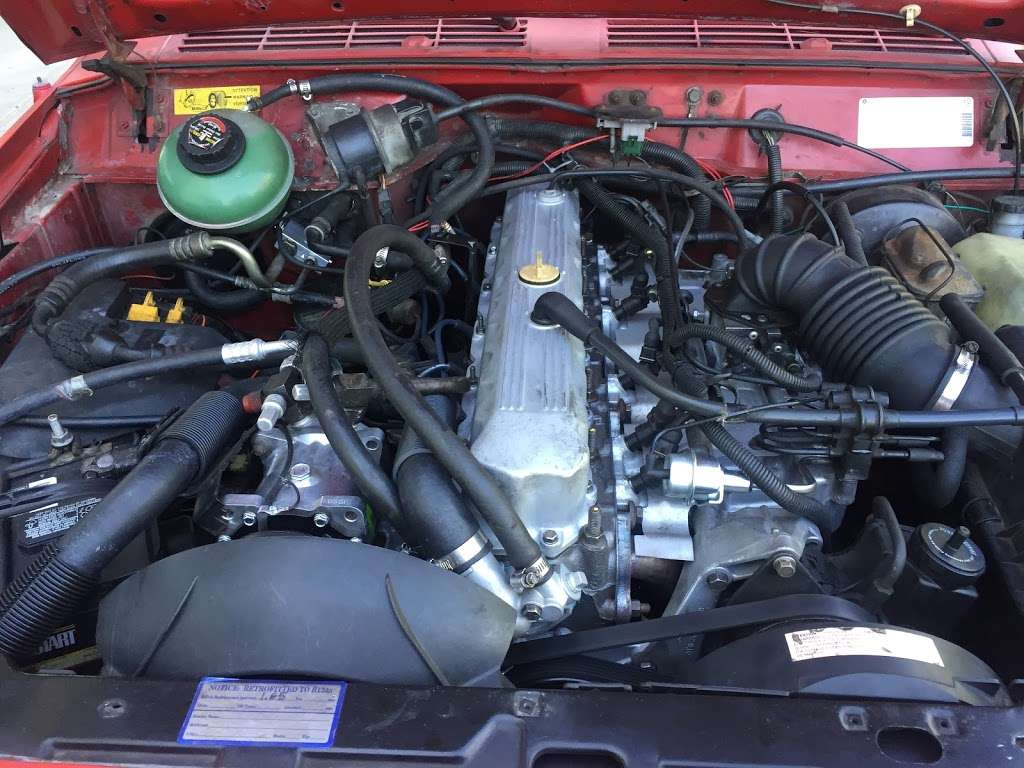 Engine Line Machine Shop - car repair  | Photo 1 of 3 | Address: 1817 E Ave Q B-4, Palmdale, CA 93550, USA | Phone: (661) 265-7057