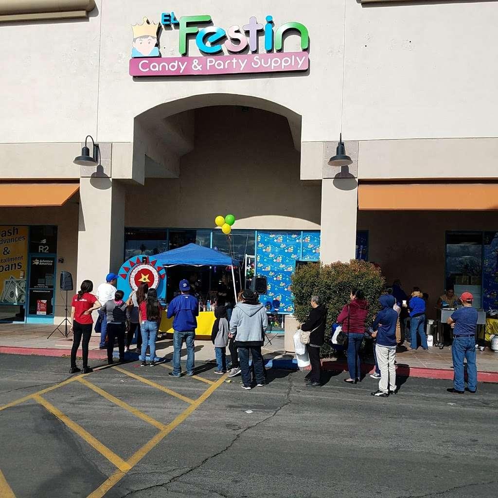 EL FESTIN CANDY - store    Photo 1 of 10   Address: 2560 N Perris Blvd SUITE R3, Perris, CA 92571, USA   Phone: (951) 940-1394
