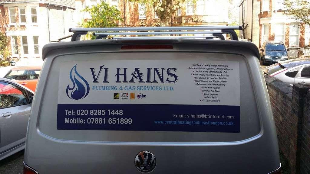VI Hains - plumber  | Photo 1 of 5 | Address: 14 Inchmery Rd, London SE6 2NE, UK | Phone: 020 8285 1448