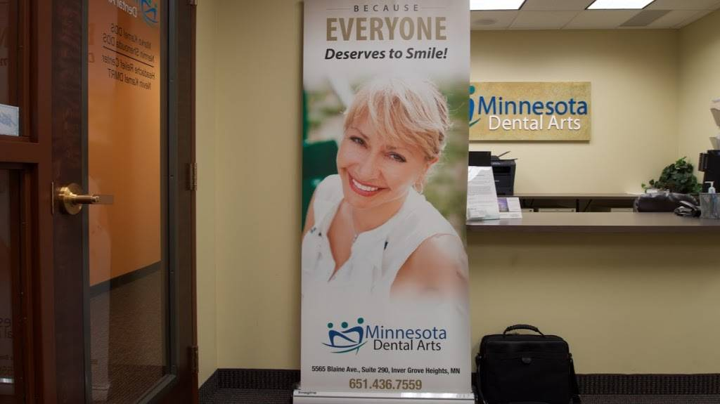 Minnesota Dental Arts - doctor  | Photo 1 of 19 | Address: 5565 Blaine Ave E #290, Inver Grove Heights, MN 55076, USA | Phone: (651) 552-0404