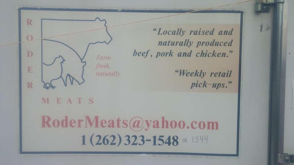 Roder Meats - store    Photo 1 of 1   Address: Saylesville Rd, Waukesha, WI 53189, USA   Phone: (262) 323-1544