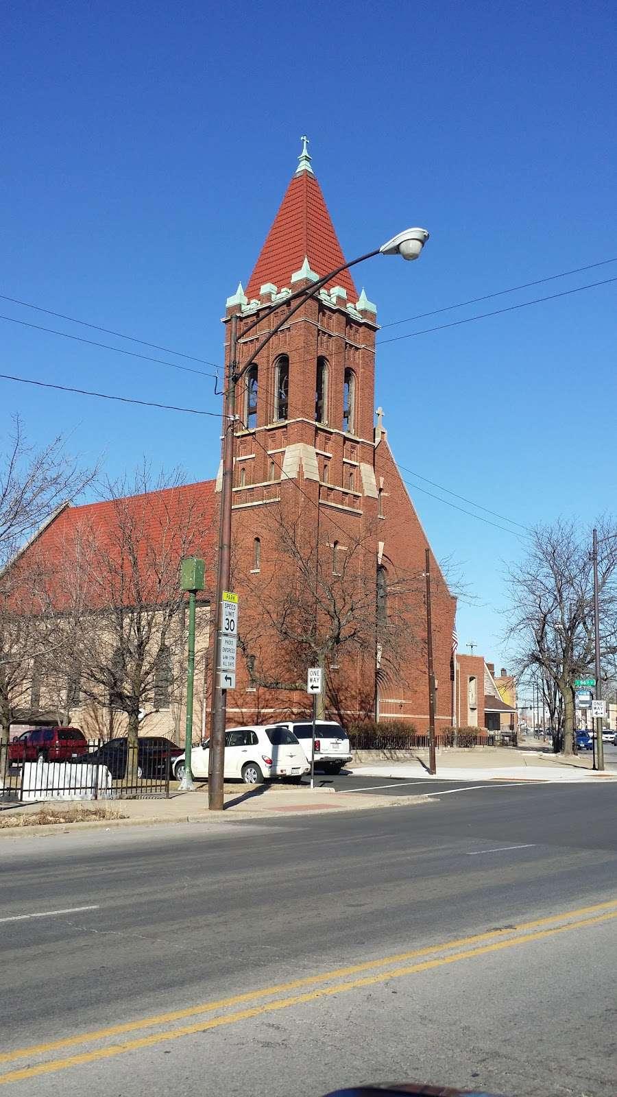 St. George Roman Catholic Church - church  | Photo 10 of 10 | Address: 9546 S Ewing Ave, Chicago, IL 60617, USA | Phone: (773) 734-0554