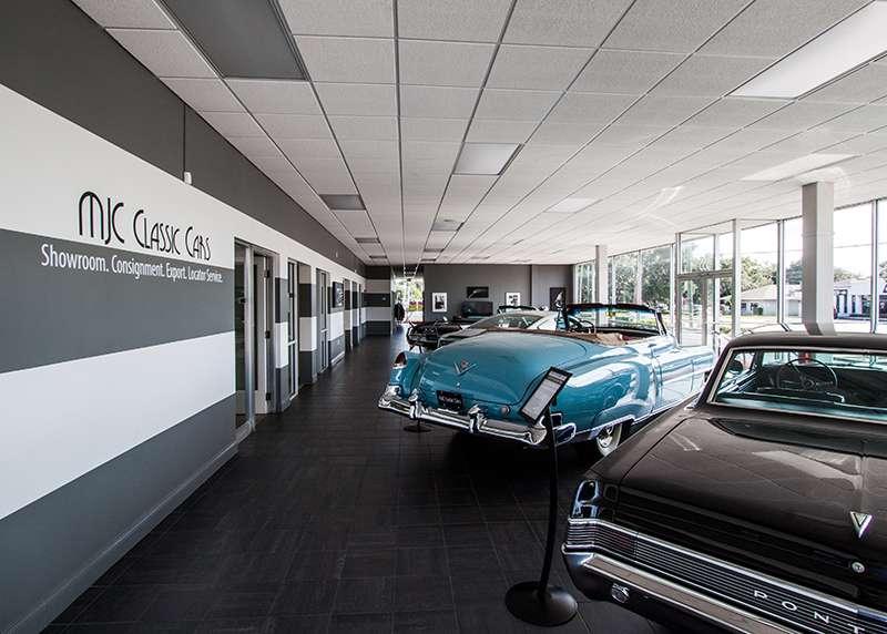 MJC Classic Cars - car dealer    Photo 6 of 10   Address: 355 S Lake Parker Ave, Lakeland, FL 33801, USA   Phone: (863) 944-8615