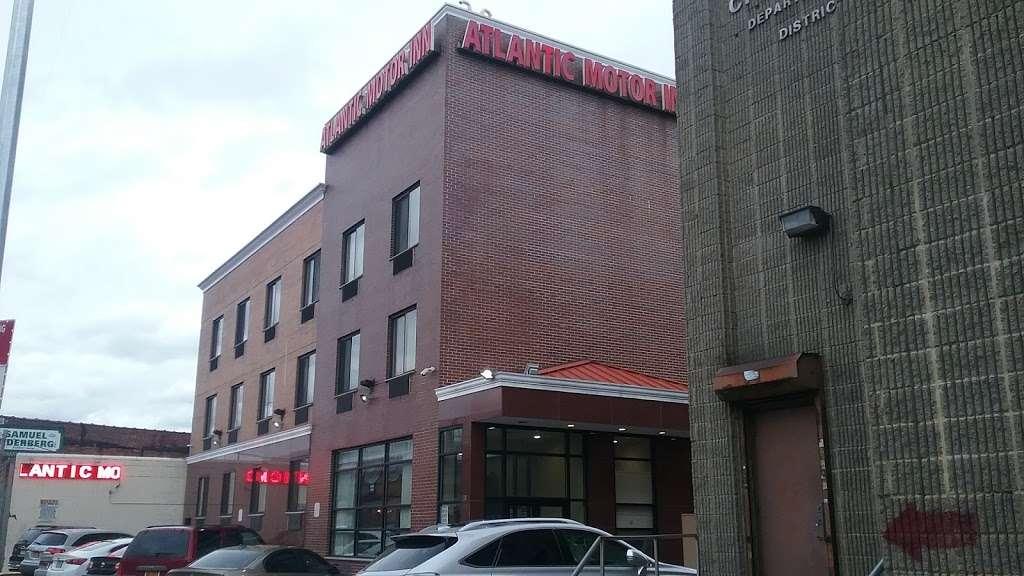 Atlantic Motor Inn - lodging    Photo 1 of 10   Address: 1768 Atlantic Ave, Brooklyn, NY 11213, USA   Phone: (718) 771-7171