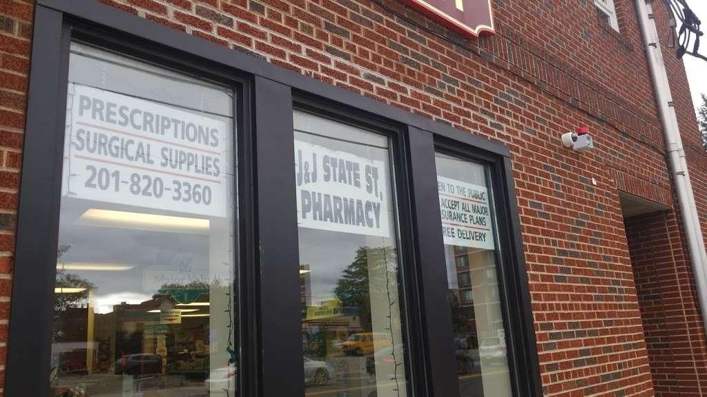 J&J Pharmacy - pharmacy  | Photo 1 of 2 | Address: 298 State St, Hackensack, NJ 07601, USA | Phone: (201) 820-3360