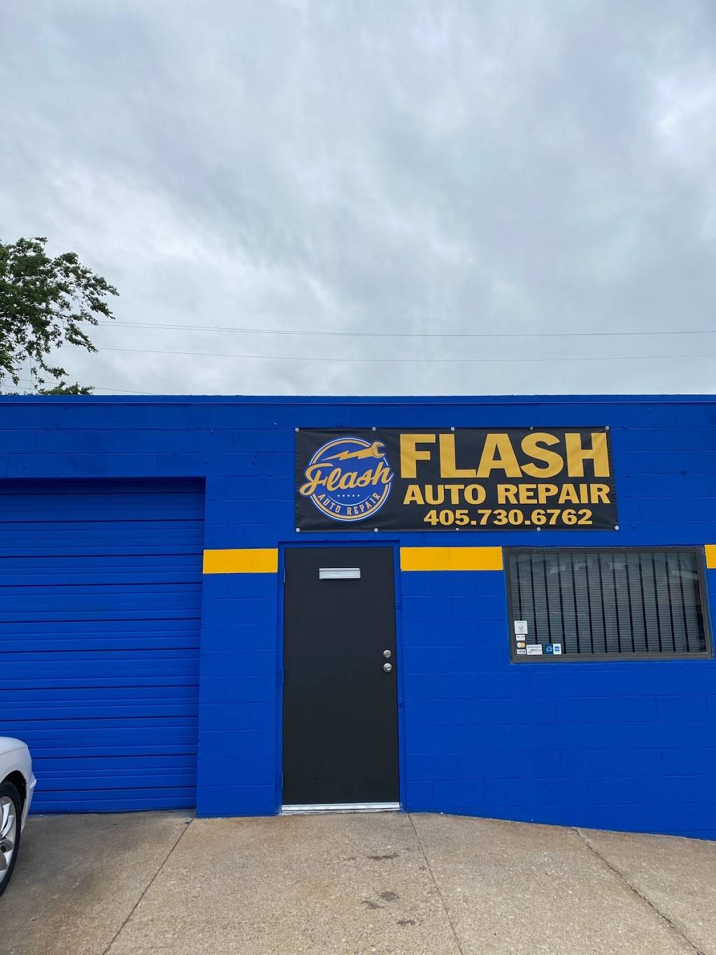 Flash auto repair - car repair  | Photo 2 of 4 | Address: 6303 1/2 N Meridian Ave, Oklahoma City, OK 73112, USA | Phone: (405) 730-6762