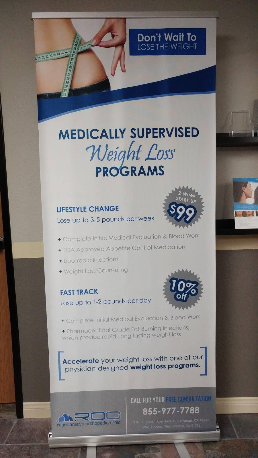 ROC Regenerative Orthopedic Clinic - doctor  | Photo 3 of 8 | Address: 92867, 1601 E Lincoln Ave, Orange, CA 92865, USA | Phone: (626) 965-2334