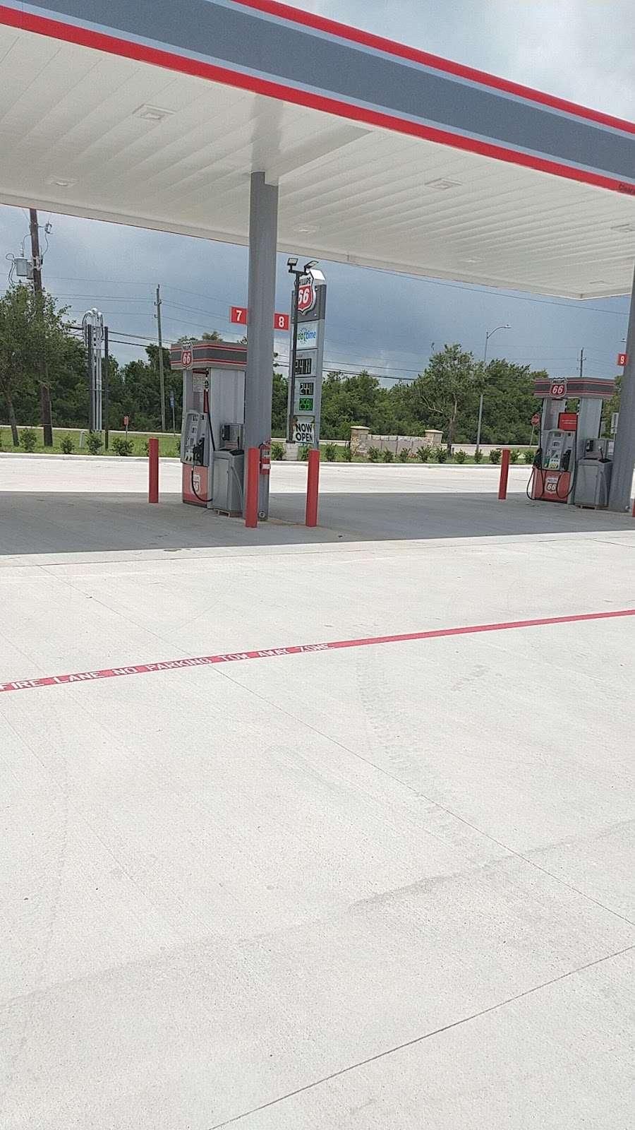 FM food Mart ( break time store ) - gas station    Photo 2 of 2   Address: 8610 Fm 3189 rd, Baytown, TX 77523, USA