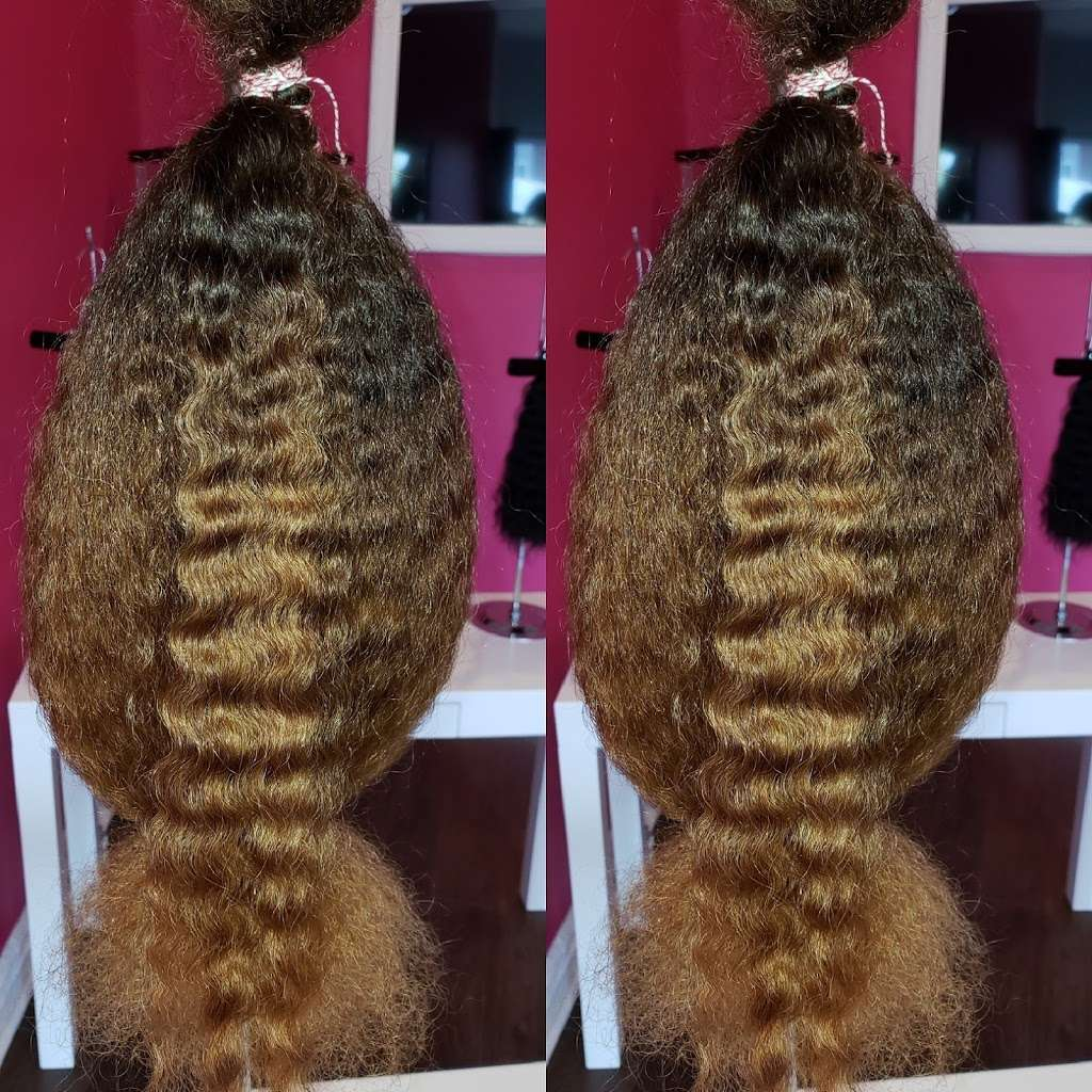 Ultimate Hair World - hair care    Photo 5 of 10   Address: 16 Molter Pl, Bloomfield, NJ 07003, USA   Phone: (973) 622-6900