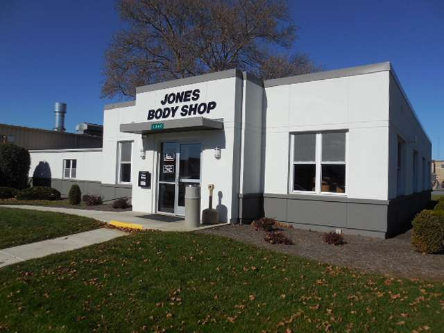 Jones Body Shop - car dealer  | Photo 1 of 2 | Address: 1340 Loop Rd, Lancaster, PA 17601, USA | Phone: (717) 394-0712