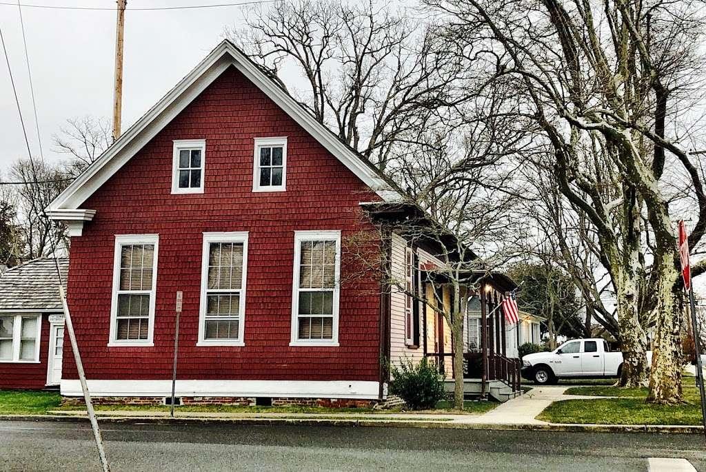 Linwood Historical Society - museum  | Photo 1 of 2 | Address: 16 W Poplar Ave, Linwood, NJ 08221, USA | Phone: (609) 927-8293