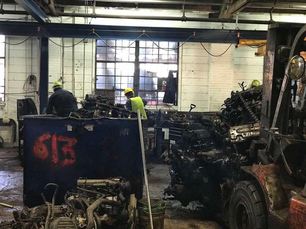 Wilkins Auto Parts Car Repair 1020 Washington Ave Chicago