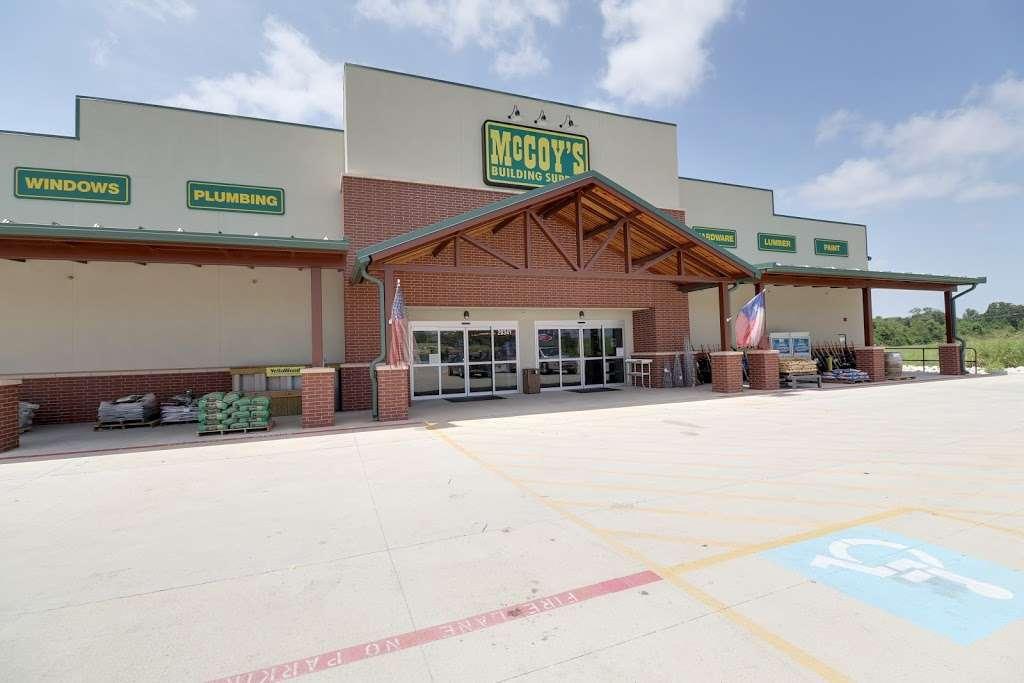 McCoys Building Supply - hardware store    Photo 4 of 10   Address: 20341 Eva St, Montgomery, TX 77356, USA   Phone: (936) 597-3987