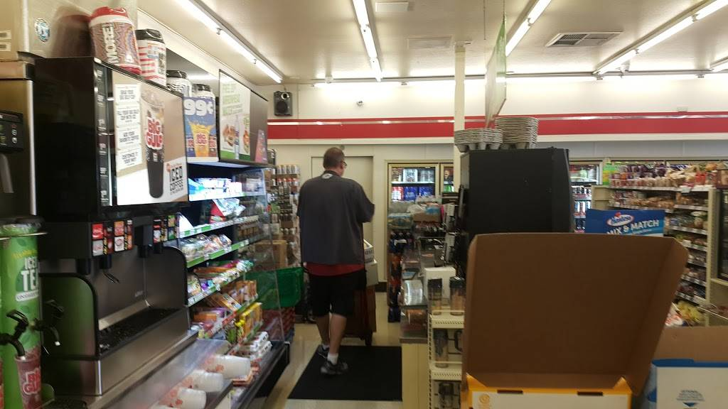 7-Eleven - convenience store  | Photo 1 of 9 | Address: 529 N Rancho Road, Las Vegas, NV 89106, USA | Phone: (702) 648-2668