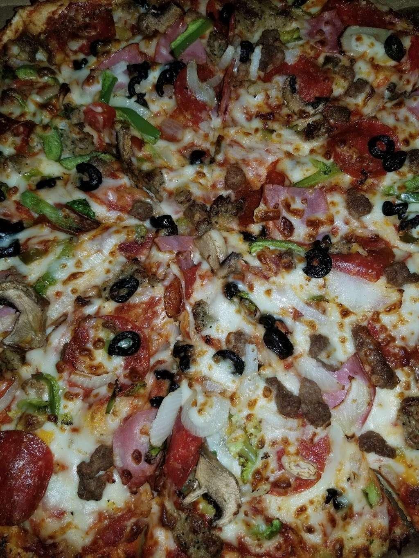 Dominos Pizza - meal delivery    Photo 9 of 10   Address: 150-13 Cross Bay Blvd, Ozone Park, NY 11417, USA   Phone: (718) 738-2424