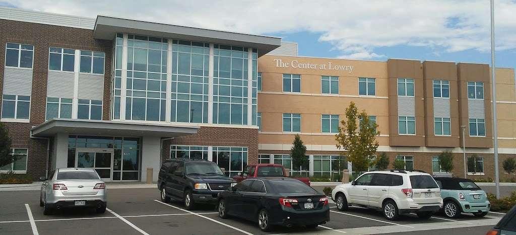 The Center at Lowry - health    Photo 6 of 10   Address: 8550 E Lowry Blvd, Denver, CO 80230, USA   Phone: (303) 676-4000