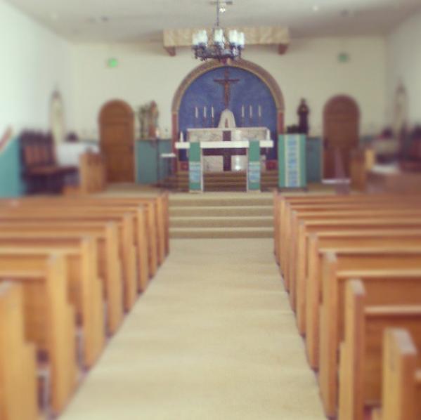 St Augustine Monastery Chapel - church  | Photo 1 of 2 | Address: 3304 Nutmeg St, San Diego, CA 92104, USA | Phone: (619) 282-2028