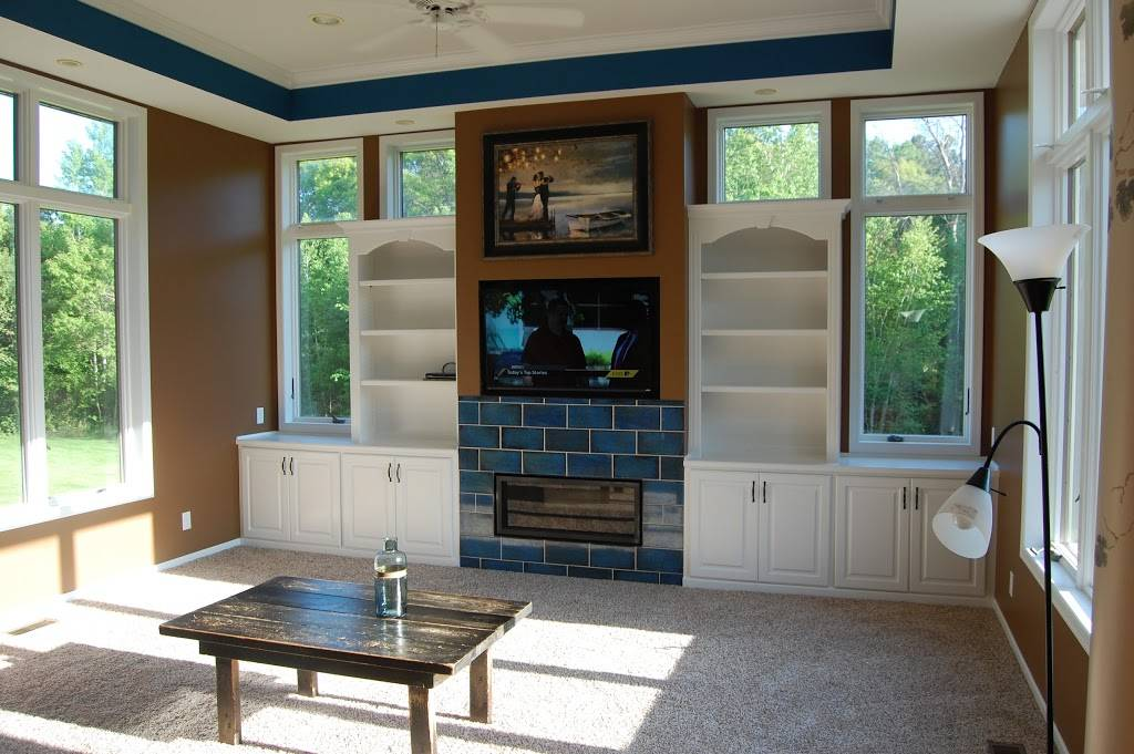 Custom Fireplace & Chimney Care - home goods store    Photo 4 of 8   Address: 9696 University Ave NW, Coon Rapids, MN 55448, USA   Phone: (763) 267-1499