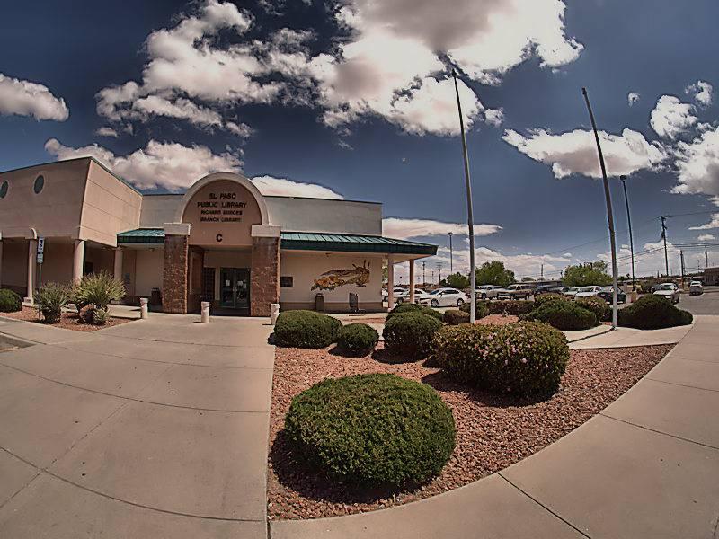 El Paso Public Library Richard Burges Branch - library  | Photo 1 of 5 | Address: 9600 Dyer St C, El Paso, TX 79924, USA | Phone: (915) 212-0317