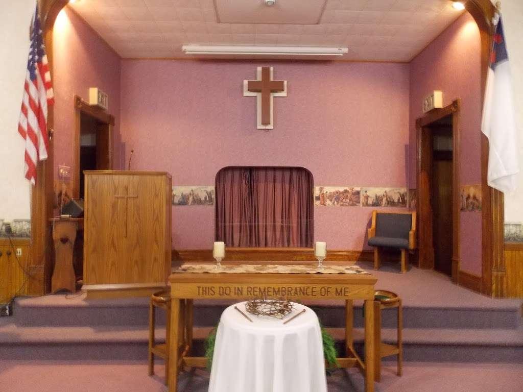 Sauktown Church of Christ - church  | Photo 10 of 10 | Address: 8751 E 150 N, Mill Creek, IN 46365, USA | Phone: (219) 778-4110