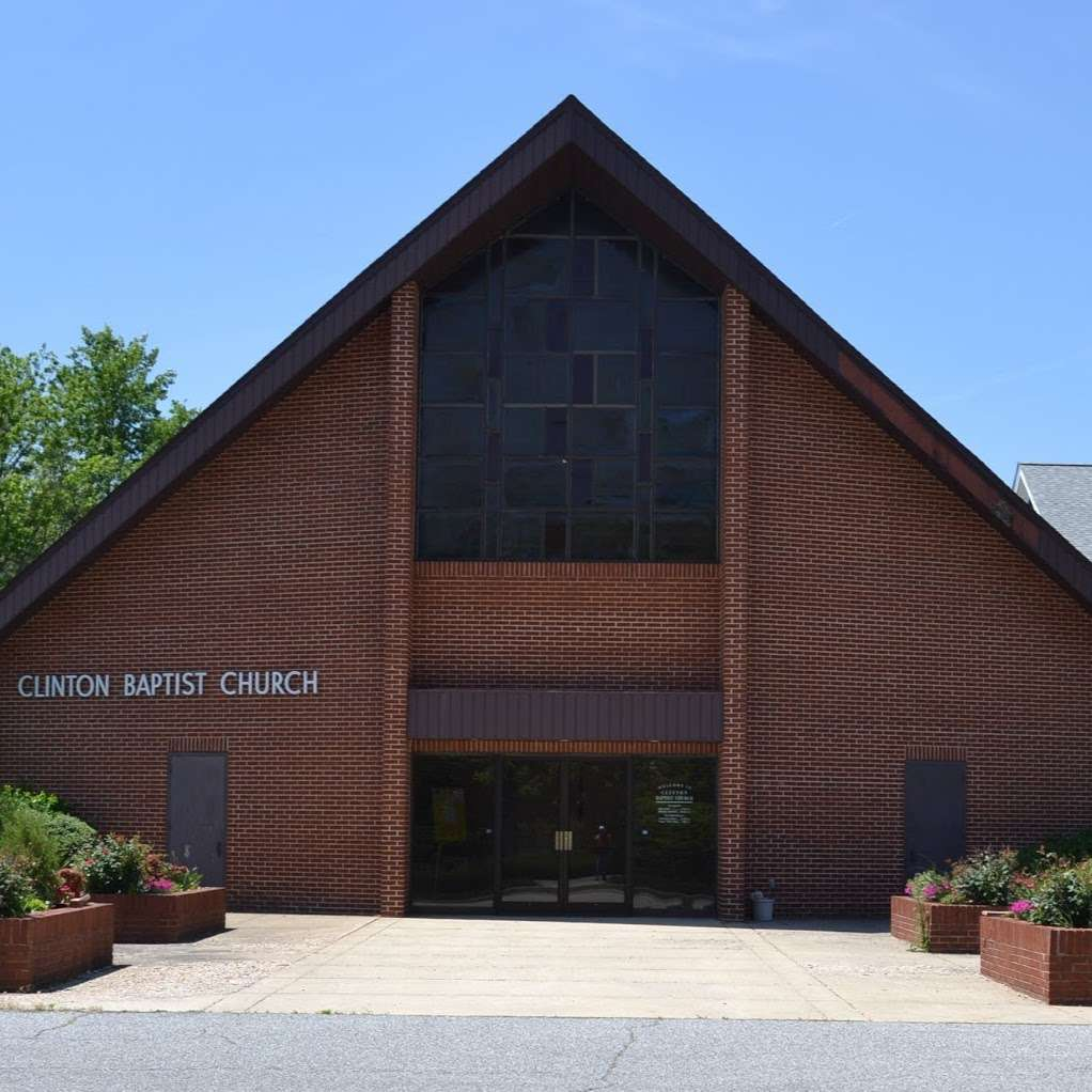 Clinton Baptist Church - church  | Photo 1 of 1 | Address: 8701 Woodyard Rd, Clinton, MD 20735, USA | Phone: (301) 868-1177