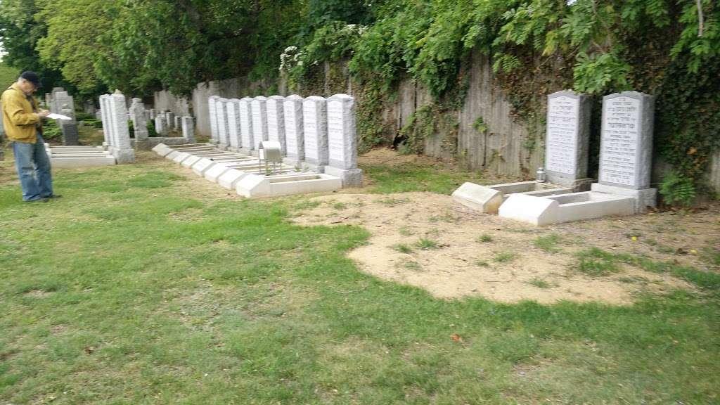 Montefiore Cemetery - cemetery  | Photo 4 of 10 | Address: 121-83 Springfield Blvd, Jamaica, NY 11413, USA | Phone: (718) 528-1700