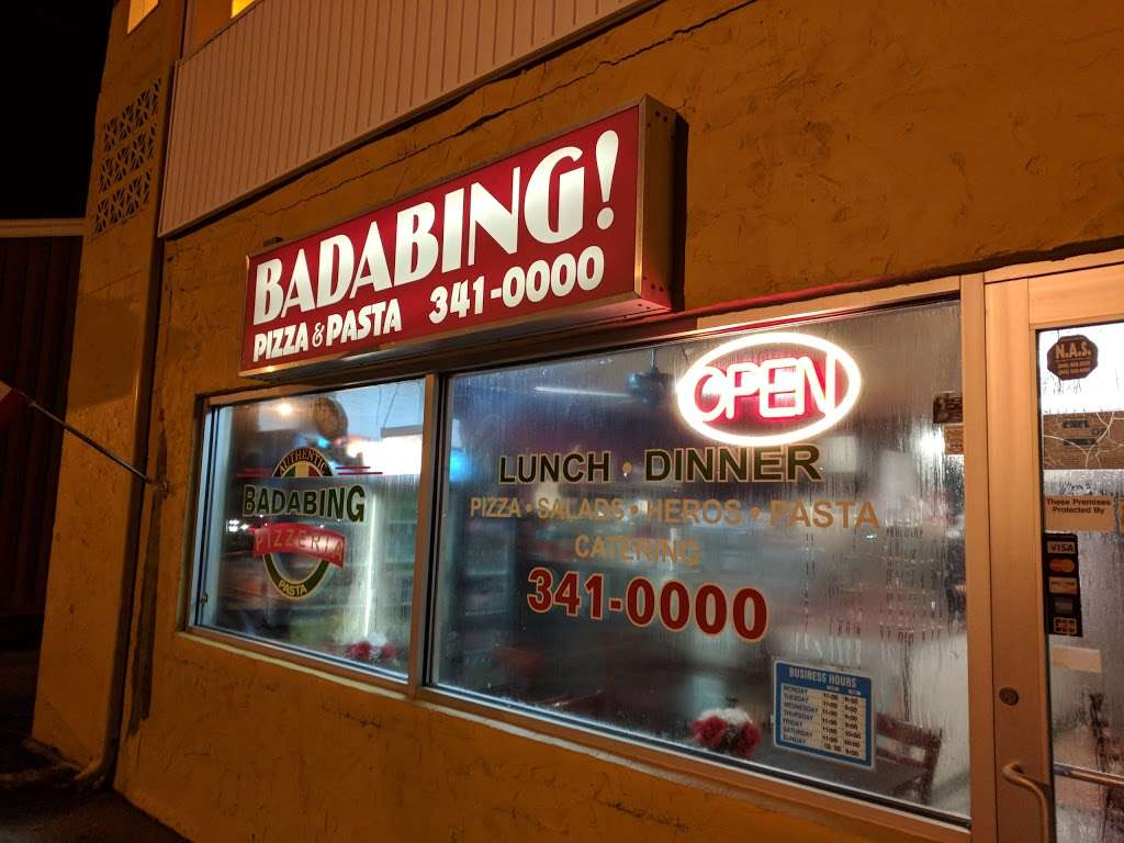 Badabing Pizza & Pasta - restaurant  | Photo 2 of 10 | Address: 28 County Rd 78, Middletown, NY 10940, USA | Phone: (845) 341-0000