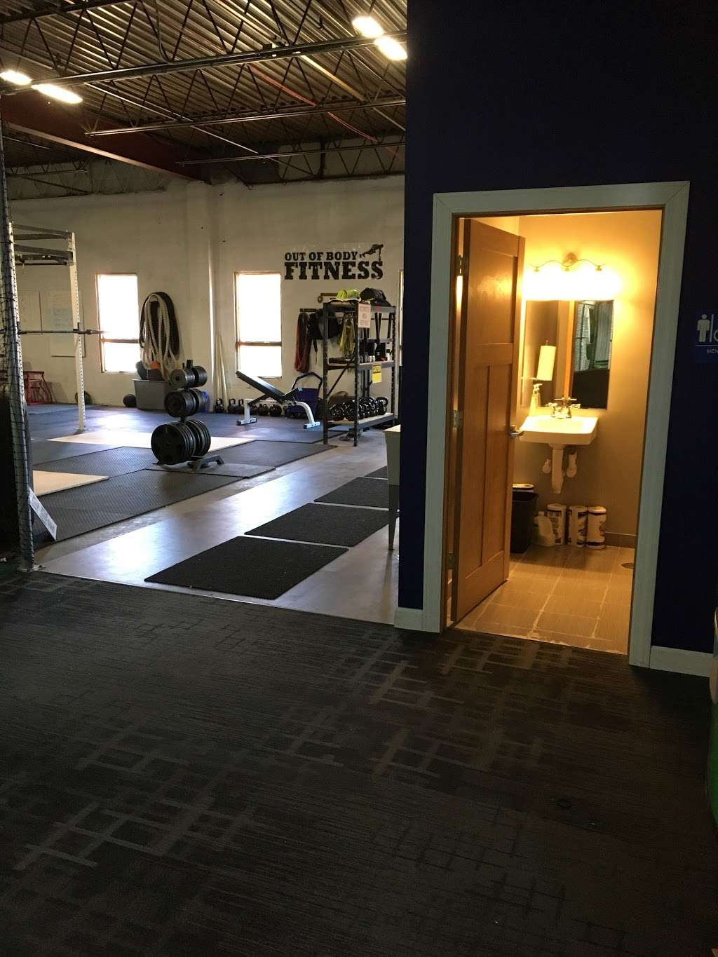 Out of Body Fitness - gym  | Photo 10 of 10 | Address: 303 N 4th St # B, St. Charles, IL 60174, USA | Phone: (630) 440-7993