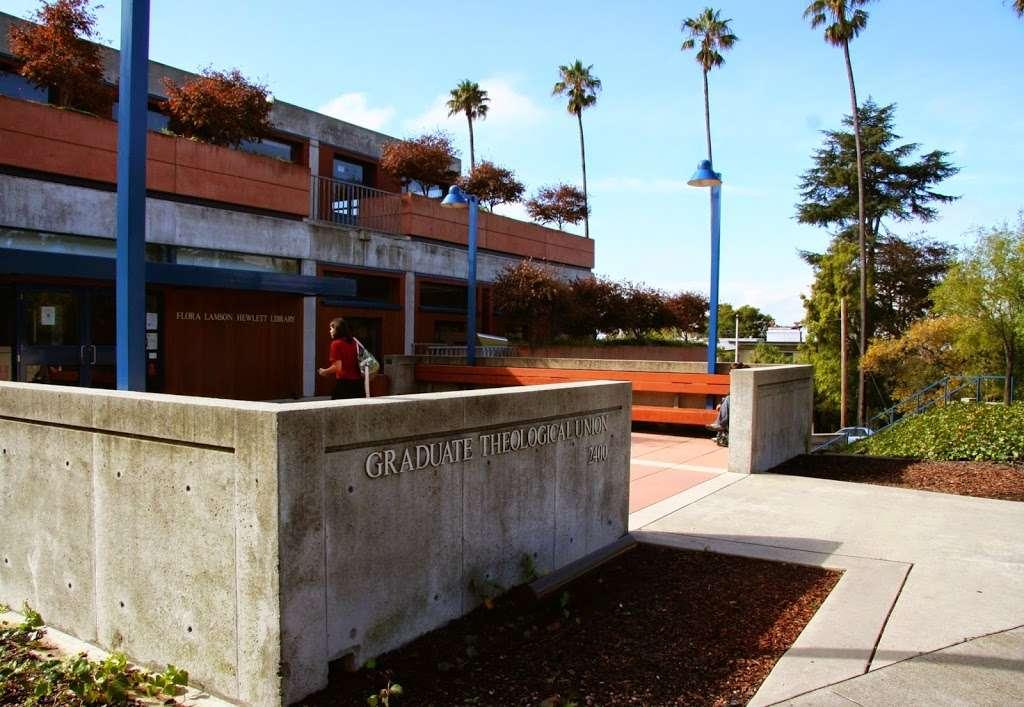 Graduate Theological Union - library  | Photo 3 of 5 | Address: 2400 Ridge Rd, Berkeley, CA 94709, USA | Phone: (510) 649-2400