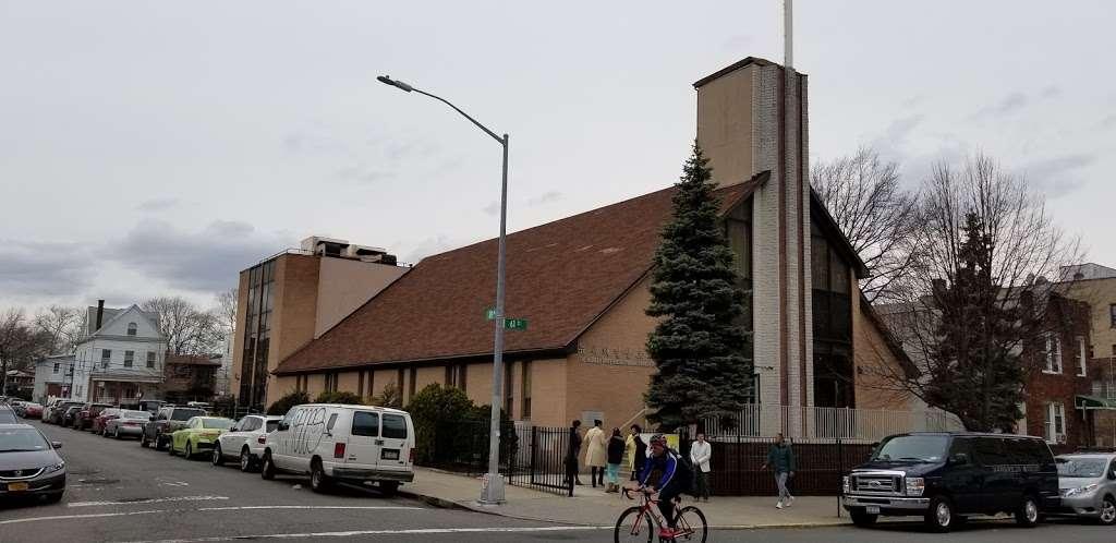 The Korean First Presbyterian Church in NY - church  | Photo 6 of 7 | Address: 37-60 61st St, Woodside, NY 11377, USA | Phone: (718) 899-3120