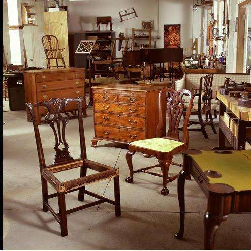 Newtons Antiques - furniture store  | Photo 1 of 8 | Address: 619 W Washington St B1, Norristown, PA 19401, USA | Phone: (610) 275-0776