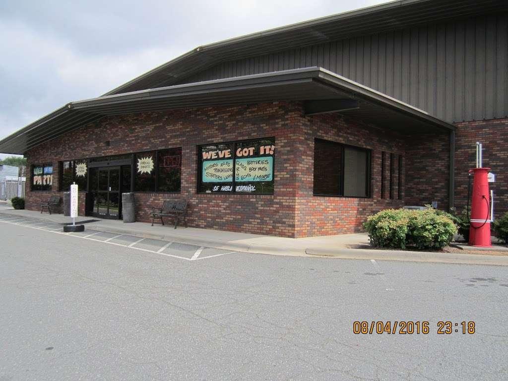 S&R Auto and Truck Salvage - car repair  | Photo 7 of 10 | Address: 1420 W Craighead Rd, Charlotte, NC 28206, USA | Phone: (704) 597-1085