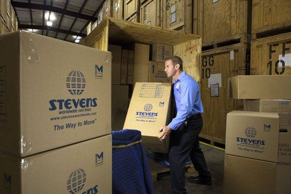 Stevens Moving & Storage of Toledo - moving company  | Photo 7 of 10 | Address: 64 N Fearing Blvd, Toledo, OH 43607, USA | Phone: (419) 729-8871