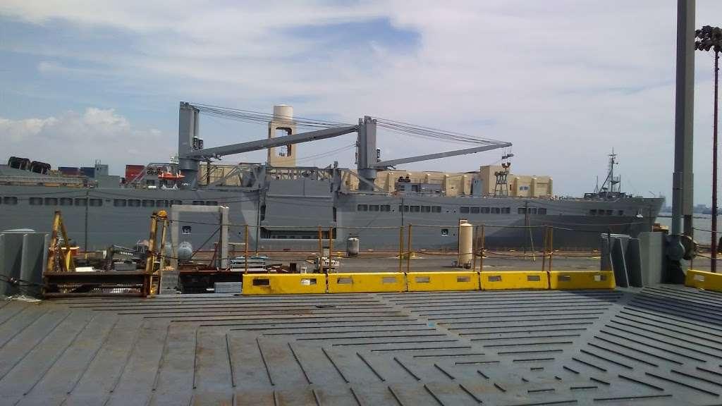 Bayonne Dry-Dock & Repair Inc - store  | Photo 1 of 10 | Address: 100 Military Ocean Term St, Bayonne, NJ 07002, USA | Phone: (201) 823-9295