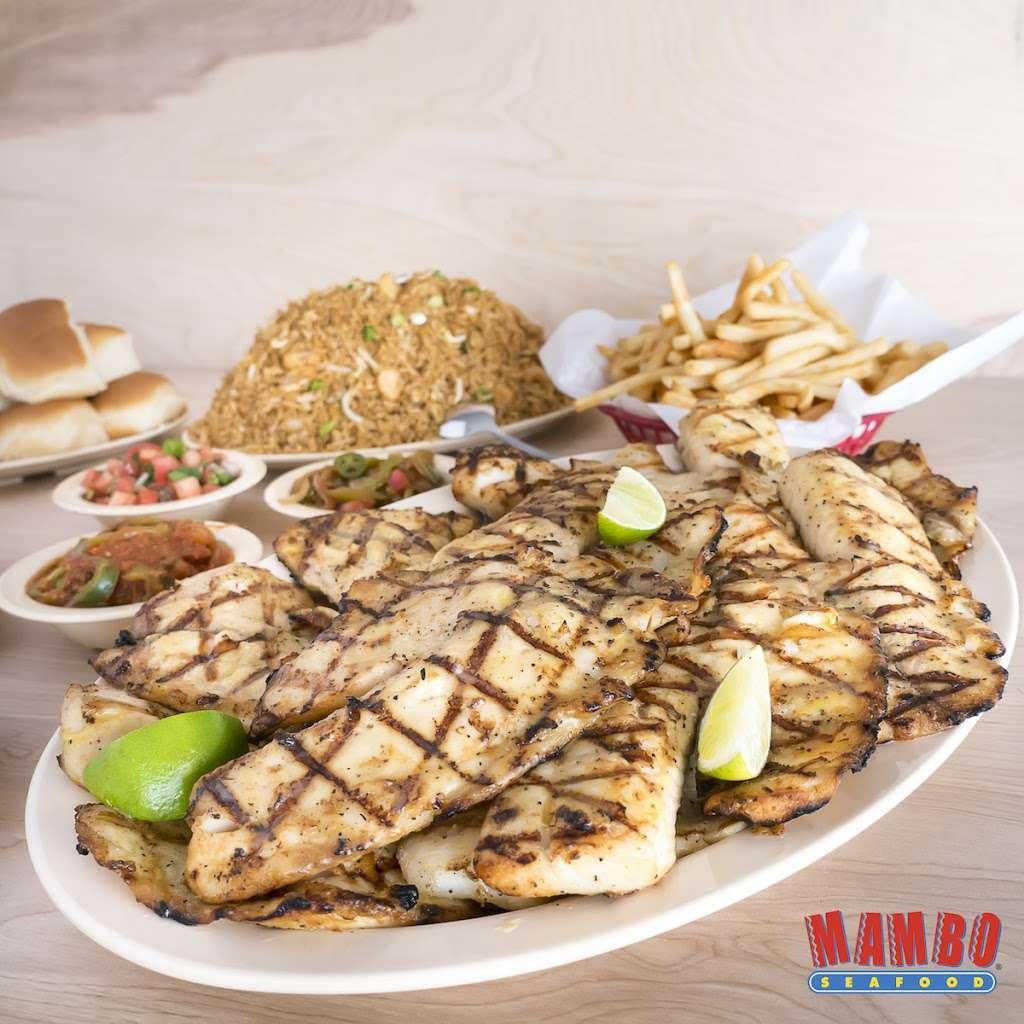 Mambo Seafood - restaurant  | Photo 6 of 10 | Address: 10810 North Fwy, Houston, TX 77037, USA | Phone: (281) 820-3300