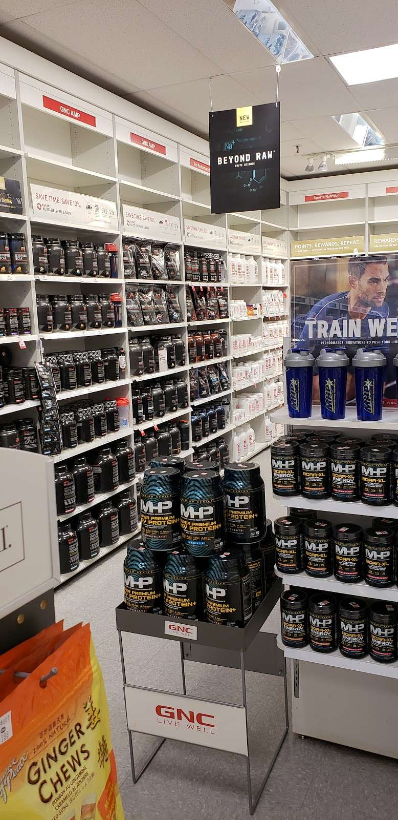 GNC - store  | Photo 8 of 10 | Address: 725 River Rd, Edgewater, NJ 07020, USA | Phone: (201) 941-5430